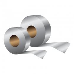 Bande adhésive en aluminium Rouleau 50 m