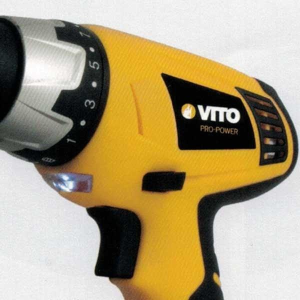 Perceuse VITO sans fil 14,4V Li-ion