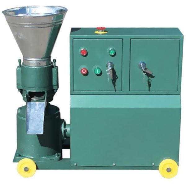Presse à Granules de Bois Électrique - KL120-2.2KW MAC-POWER