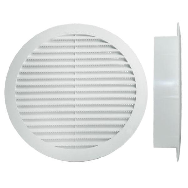 Grille polypropylène d'aération et ventilation