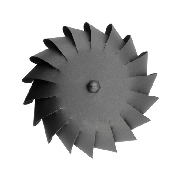 Conduit de cheminée -Chapeau extracteur fumée conduit simple paroi PRO